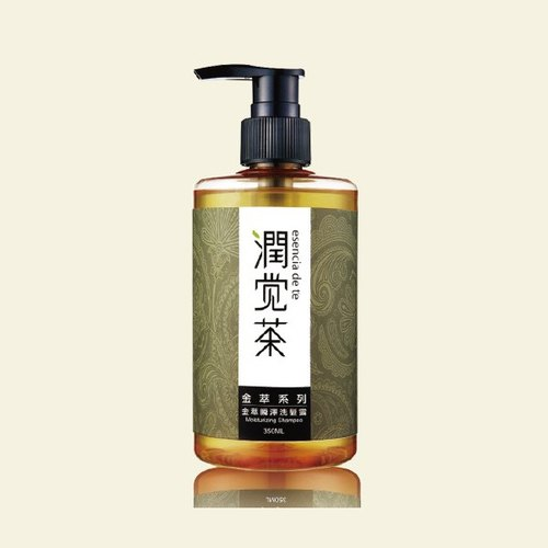 Fragrance tea] [tea Baorun feel instant gold extraction Chak Shampoo 350ml