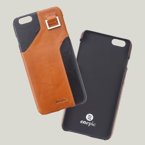 Cointreau -i6 / i6S PLUS leather back cover of the phone - camel