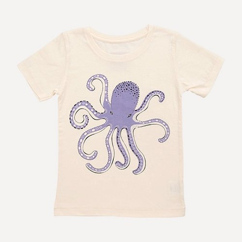 Amabro Honey Tee · octopus · 5-6 years