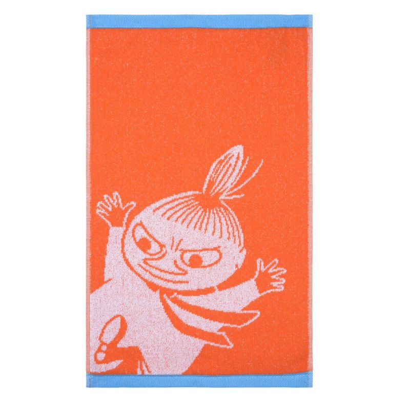 Finlayson Moomin Little towel / towel (light orange) Valentine's Day gift