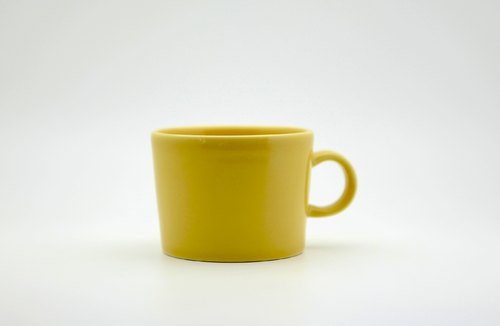 Northern Europe and Finland iittala Teema breakfast cup 0.22L yellow (color print)