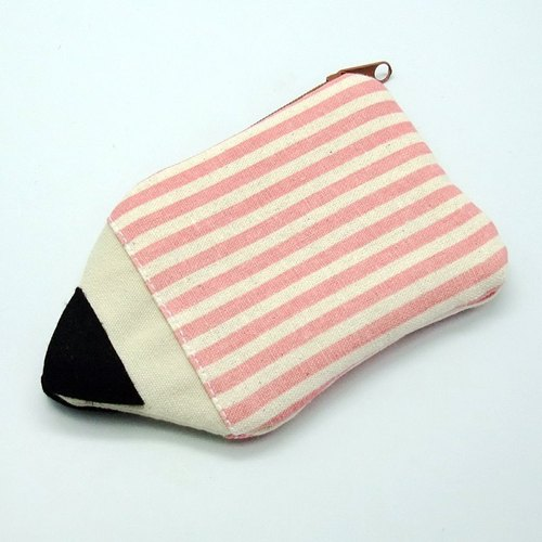 Zipper wallets, key cases, headphones package, the package was small (pencil b) (ZS-70)