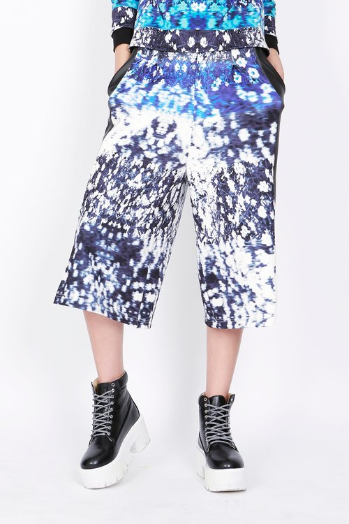ZIZTAR Flower Revolution shorts