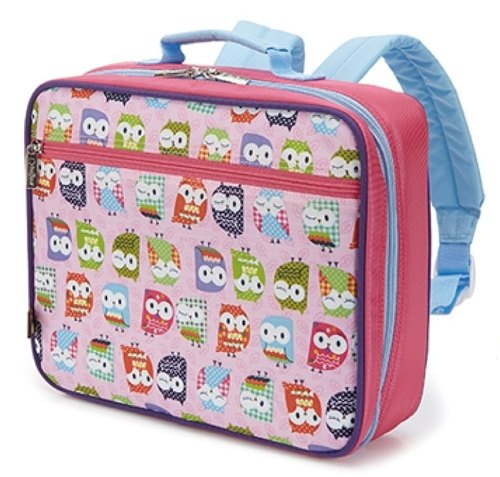 hajour multifunction baby with a small backpack (Pink Owl)