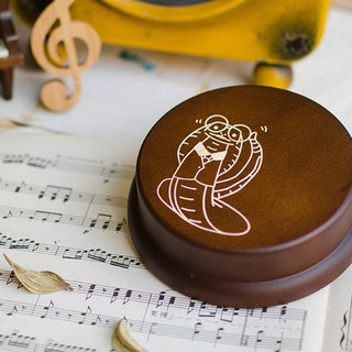 [Birthday Gift, Christmas Gift] 12 Zodiac Snake Customization // Music Box