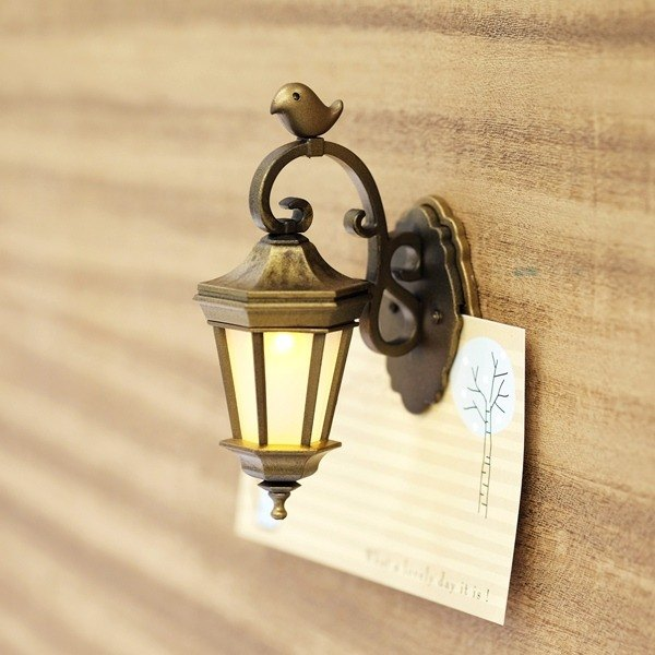Fingergift - Magnetic Mini Wall  Lamp Clip