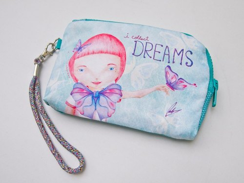 a.jin Clutch - Collect Dreams