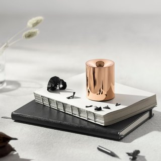 FUNNO -Pencil Sharpener& Paper Weight Copper