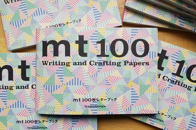 mt 100 Writing and Crafting Papers Notes Art Paper (Small Flaw 10% OFF)