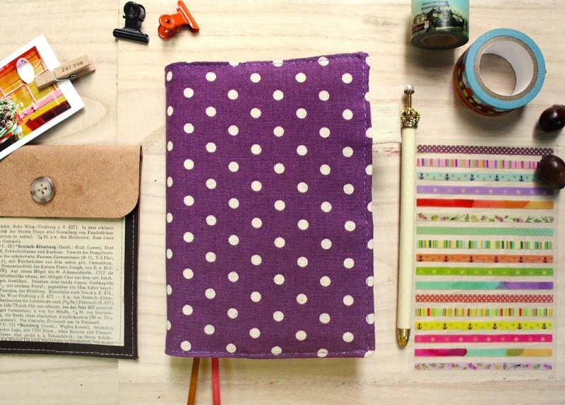 Online shopping limited B6 / 32K versatile book cover / book cover / book cover - Adjustable cotton cloth