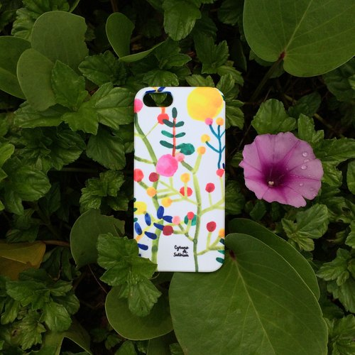 Cyrano Case - a day Blossom (iPhone Case)