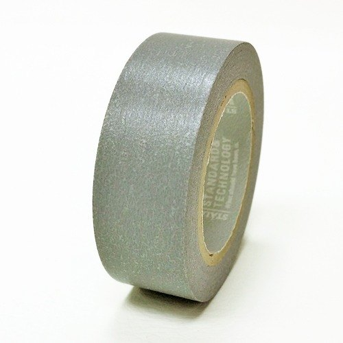 Japan Stalogy and paper tape [Cloud Gray (S1210)] attached cutter