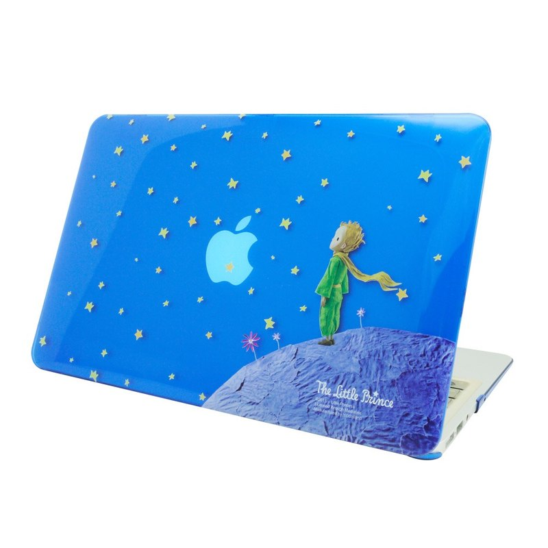 "Little Prince movie version of the authorized series - [Star willing to] ""Macbook Pro 15"" dedicated ""crystal shell"