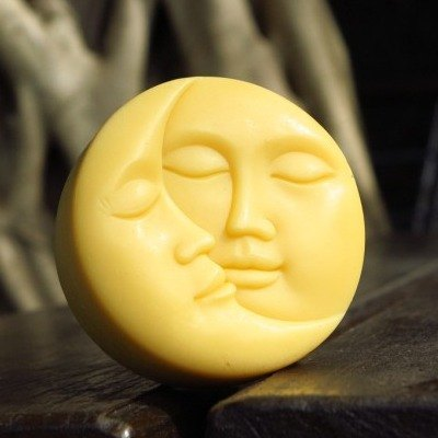 Art soap Fragrance gift - day and night