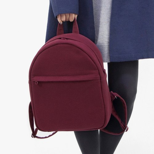 Medium ESSENCE Backpack in Water-resistant Canvas/Available in 6 colors