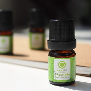 Green Idea fragrance (5ml) - certified by the International IFRA