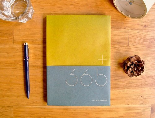 365 take note Ⅵ v.2 [leather / Blue Green] soon out of print ▲ ▲