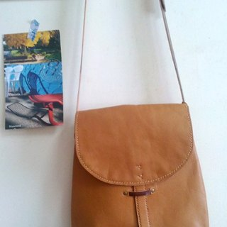Napa go soft leather small shoulder bag - can be custom made Sold