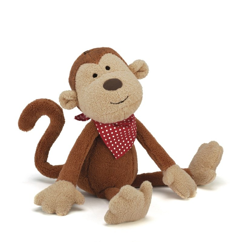 Jellycat Cheeky Monkey 帥氣猴 30cm
