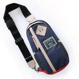 火柴木設計 Matchwood Hunter 單肩後背包 側背包 斜背包 胸前包 藍色款
