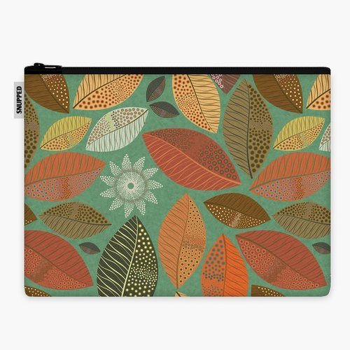 SpaceSuit - Document Pouch - Autumns in Africa