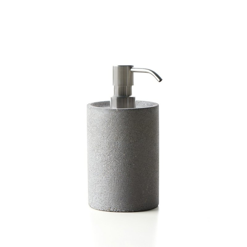 Cement Bath Accessory Series_Soap Dispenser