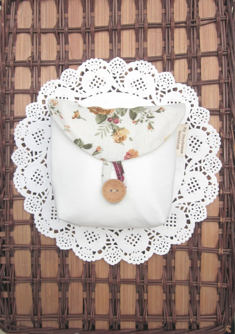My Daydream Workshop floral napkin package admission package cute towel napkin pouch M
