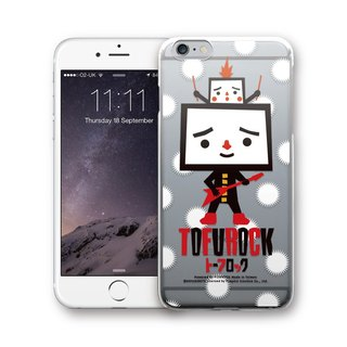 AppleWork iPhone 6 / 6S / 7/8 Original Design Case - Rock and Roll Tofu PSIP-233