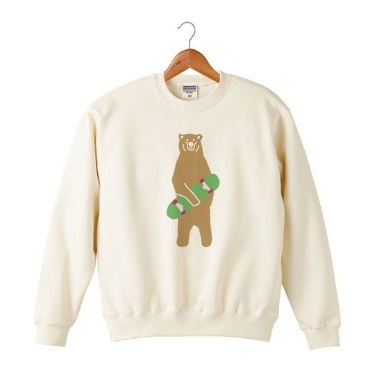 Skate Bear # 5 Sweat
