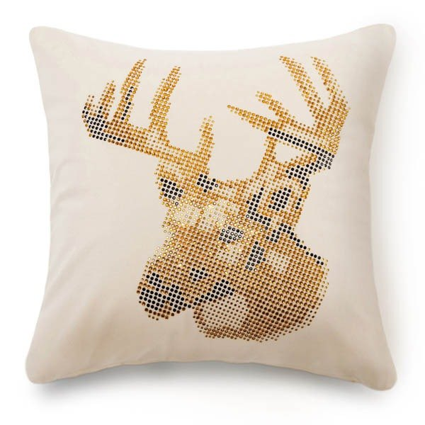 [GFSD] Rhinestone Boutique - Fashion trainer - [tenderness] pillow reindeer