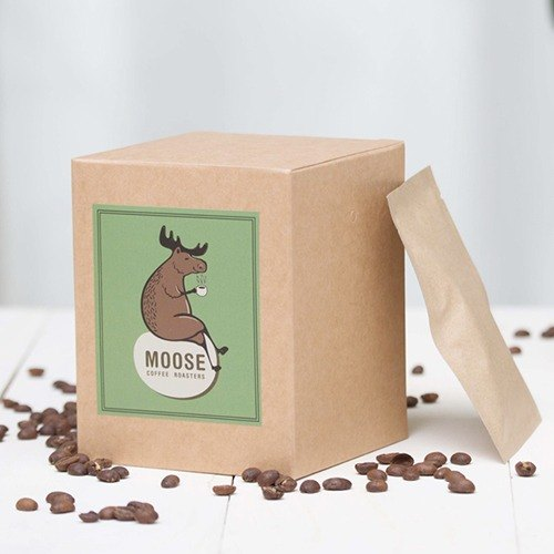 [MOOSE coffee roast] (washed) Panama Shenqu Manor coffee hanging ear bag two boxes free shipping