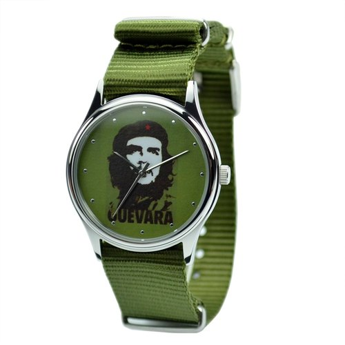 Che Guevara Che Guevara Jer. Gu Hua pull with nylon watch band