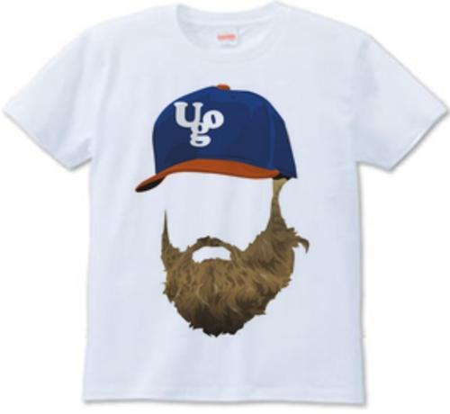 beard cap3(T-shirt 5.6oz)