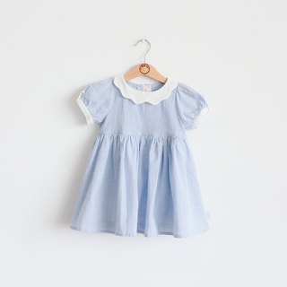 My little star organic cotton dress
