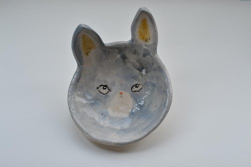 Blue cat bowl · blue cat bowl