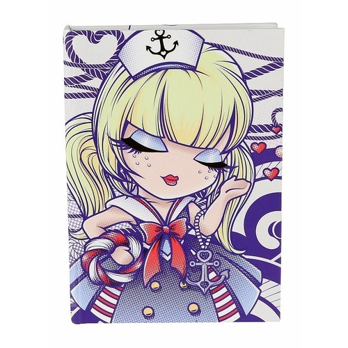 Kimmidoll Love and love doll attached notes Notepad sailor Sally