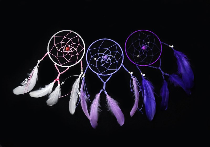13x30 【Flower】 Dream catcher