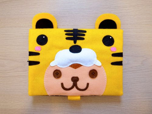 boboSARU wave Tigers monkey manual slipcase cloth book clothes