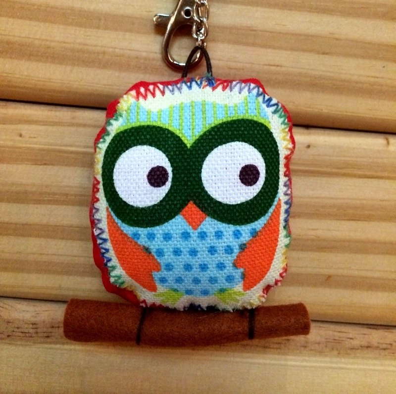 RABBIT LULU guardian owl Qi positive energy resolution color graduation gift embroidered name