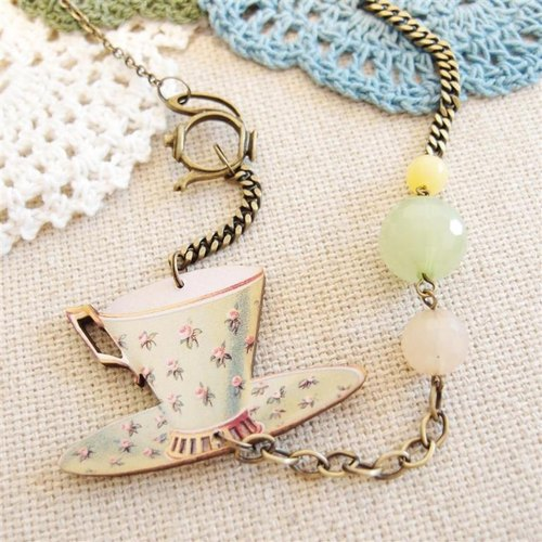 Afternoon Tea Series Necklace -4