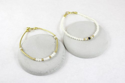 ☞ ᴍᴀɴɪ ʟɪɢʜᴛ fine shimmer snow - Pearl Series ☜ simple brass