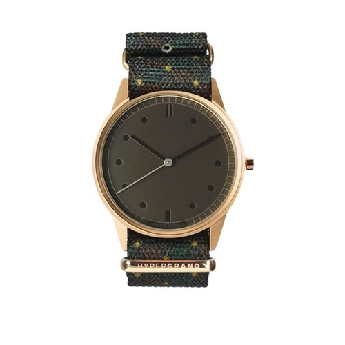 HYPERGRAND - BASIC SERIES LEPRECHAUN IRELAND Elf Watches (Rose Gold)