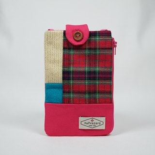 HAZA Mobile Phone Bag / Passport Bag (Strap)