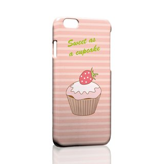 Sweet as Cup Cake iPhone X 8 7 6s Plus 5s Samsung S8 S9 Mobile Shell