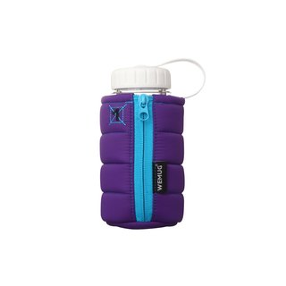 Zipper J350 Jacket Water Bottle - Purple