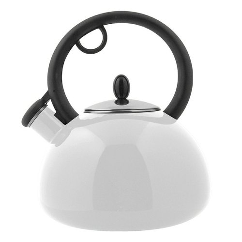 OSICHEF 【Bubble Enamel Teeth Teapot】 - White (Mother's Day Limited Edition)