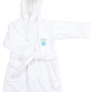 [Quick shipment] Sweden Klippan soft cotton bathrobes--S