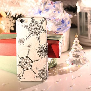 iPhone6 ​​/ Mobile Shell / Hard Shell / Snowflake / Gift