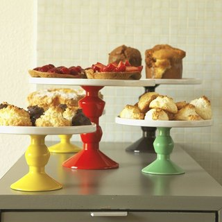 Jansen + co palette plate cake S-yellow