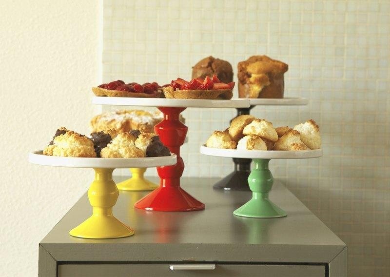 Jansen+co 調色蛋糕盤 S - 黃